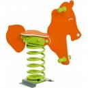 Pružinová hojdačka Kôň HDPE Klasik