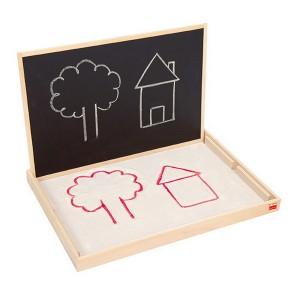 Multisenzorická tabuľka pre nácvik písma XL
