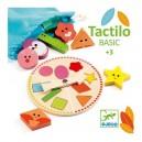 Prvá edukatívna hmatová hračka - Tactilo Basic
