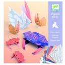 Djeco Origami - Zvieracie rodinky